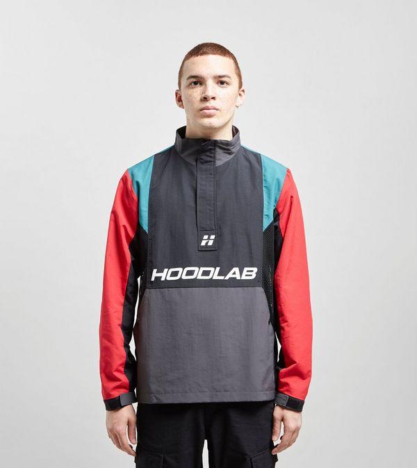 Hoodlab Training Track Top
