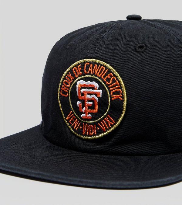 c9a010488a0 47 Brand x Thrasher SF Giants Goldmerrow Cap