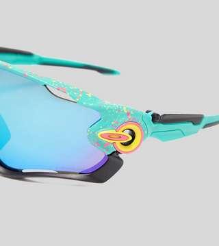 Oakley Jawbreaker Splatterfade Zonnebril