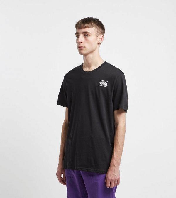 The North Face Short Sleeve Graphic T-Shirt