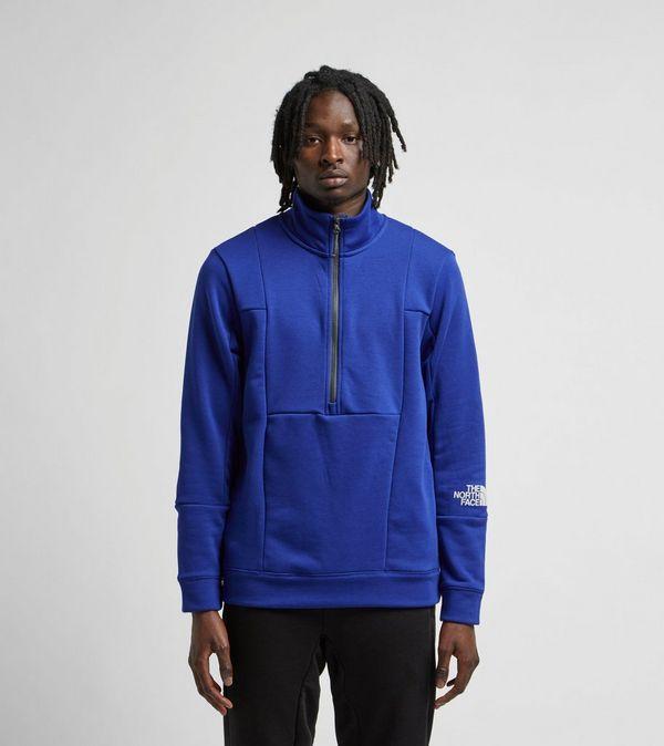07becb139 The North Face Light 1/4 Zip Fleece Sweatshirt | Size?