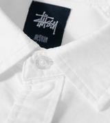 Stussy No4 Oxford Long Sleeved Shirt