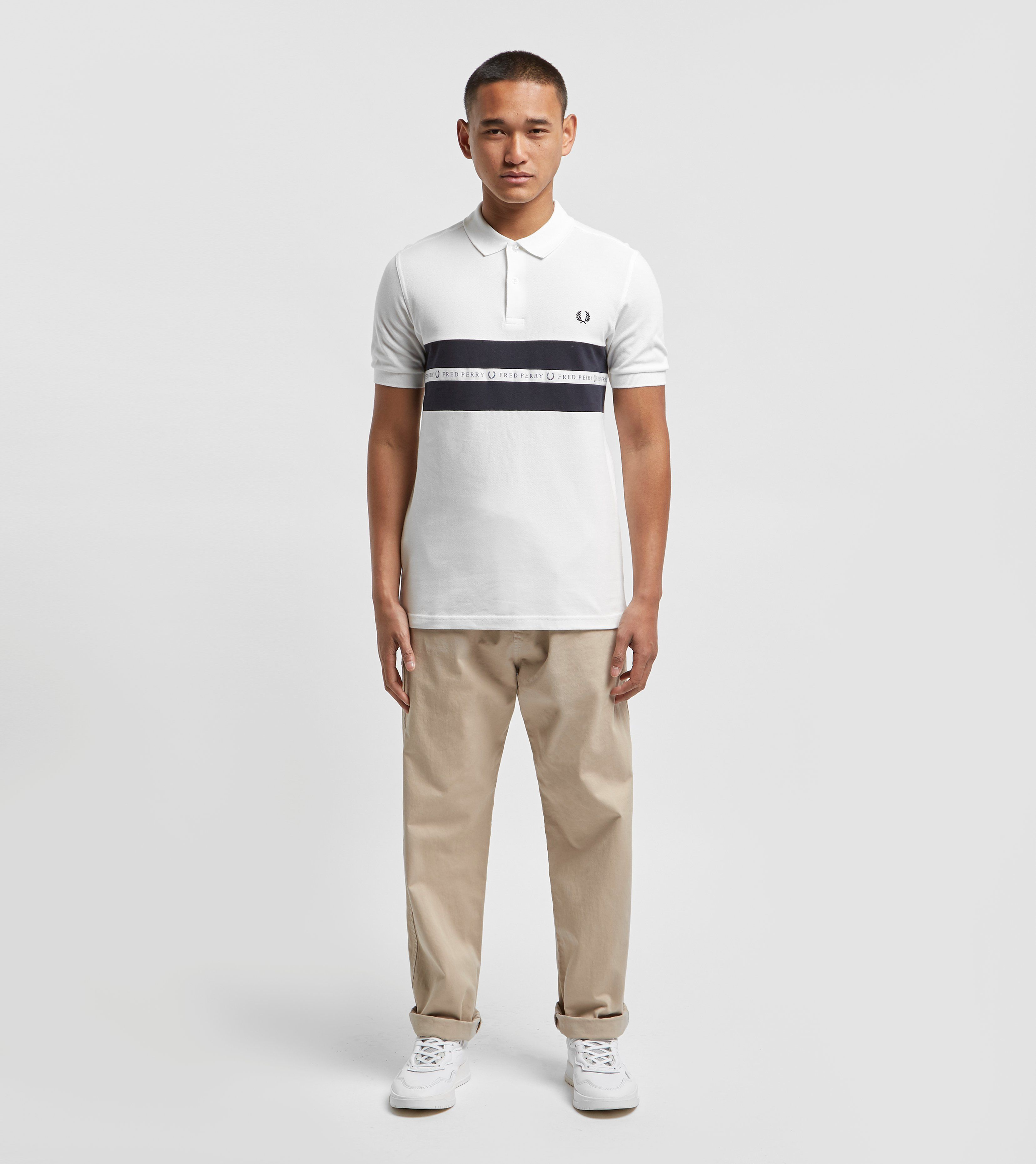 Fred Perry Sports Tape Polo