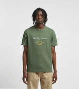 Fred Perry Maglietta Archive Branded