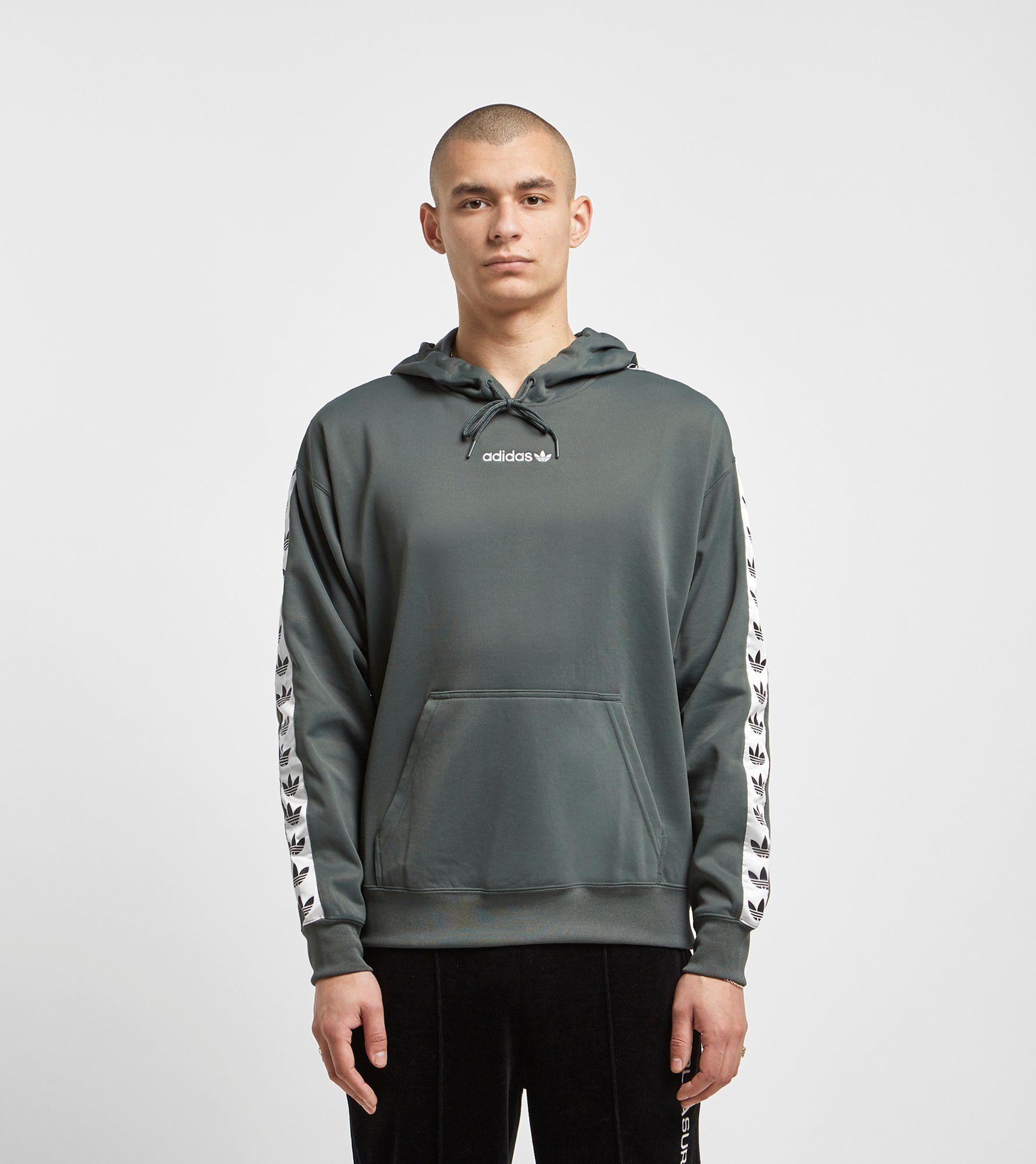 adidas Originals TNT Overhead Tape Huvtröja size?exclusive | Size?