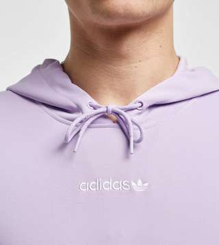 adidas Originals TNT Trefoil Tape Overhead Hoodie