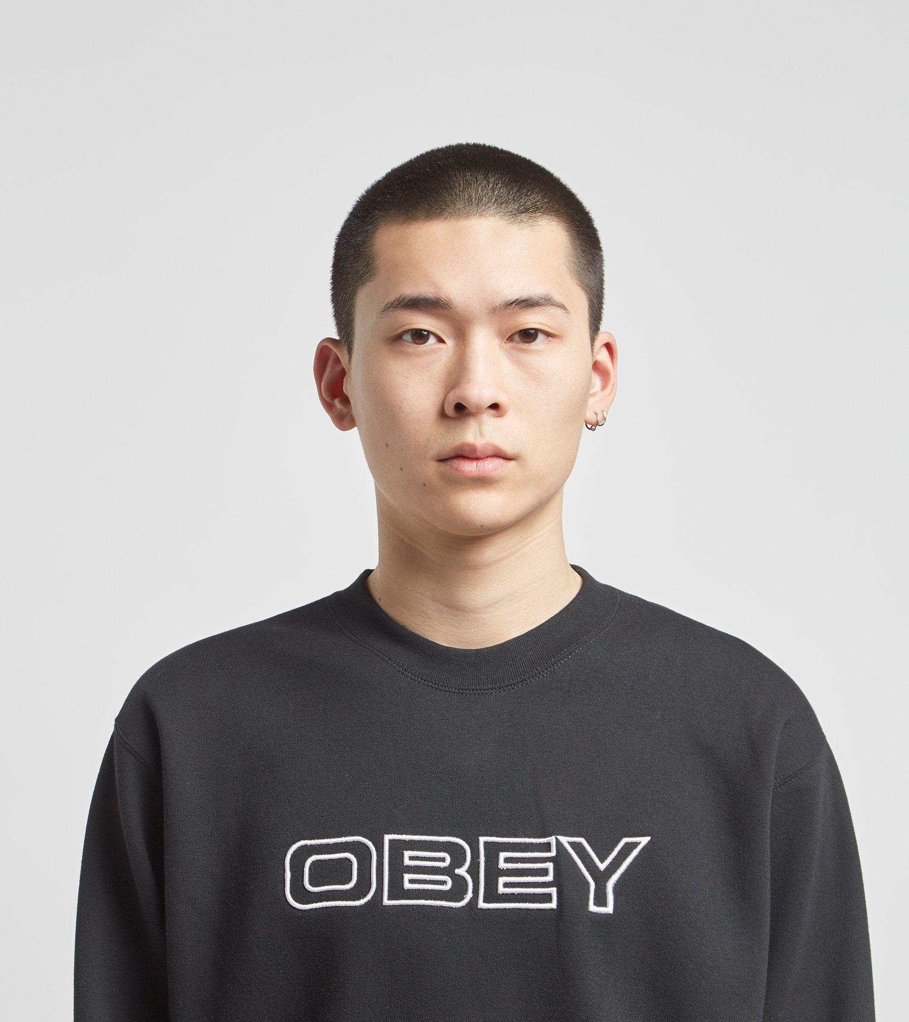 Obey Ceremony Crew Sweatshirt