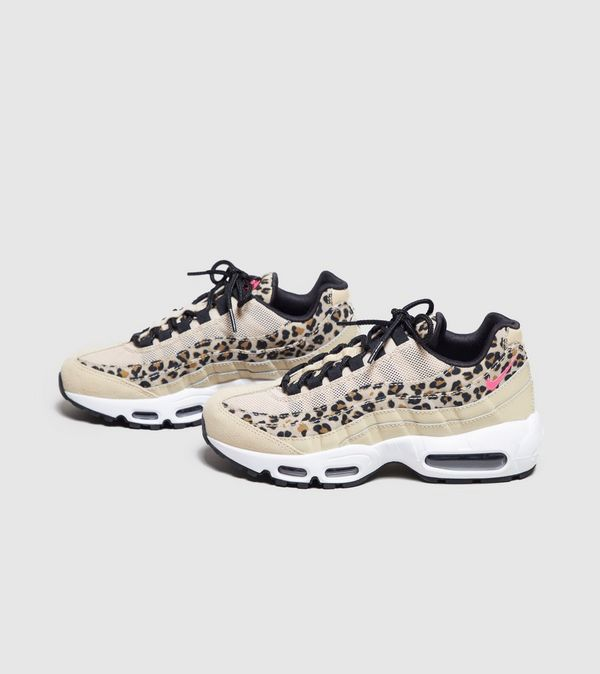 uk availability db3db 3e846 Nike Air Max 95  Leopard Print  Dam