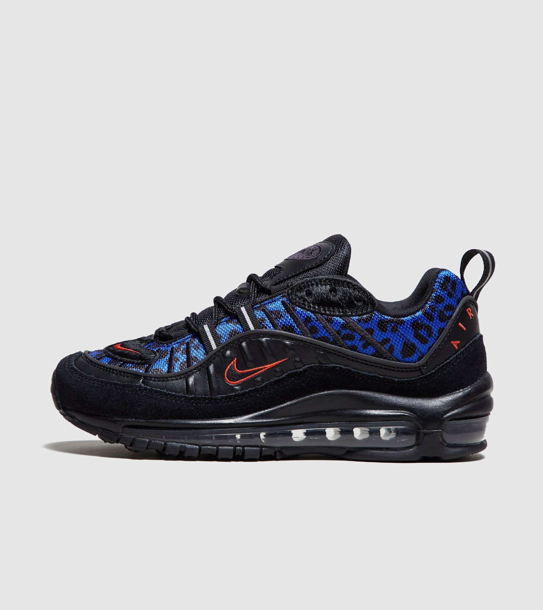 best website 51bf3 6a43f Nike Air Max 98 'Black Leopard' Women's | Size?