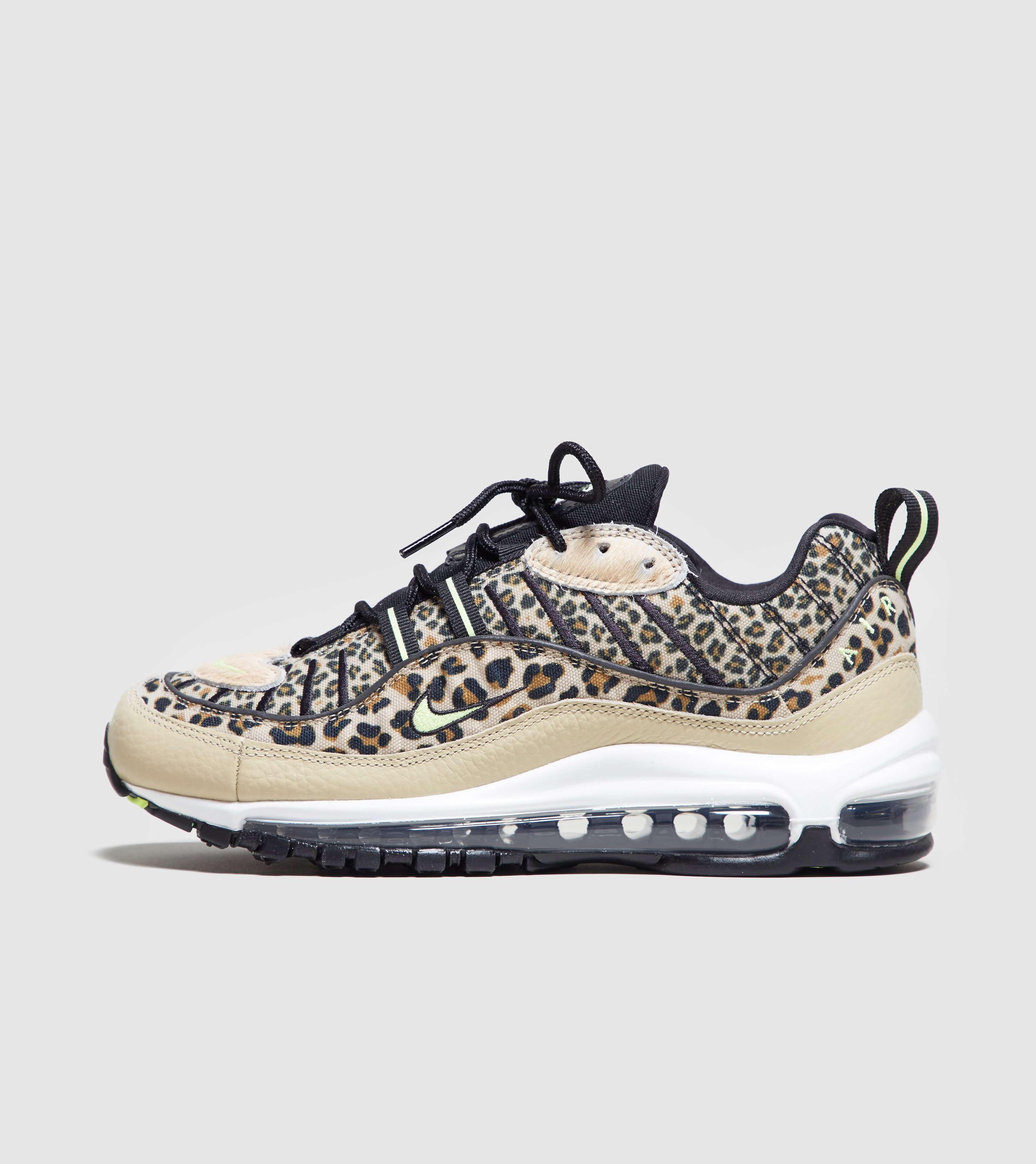 newest e471b 0189a Nike Air Max 98 'Leopard' Women's | Size?