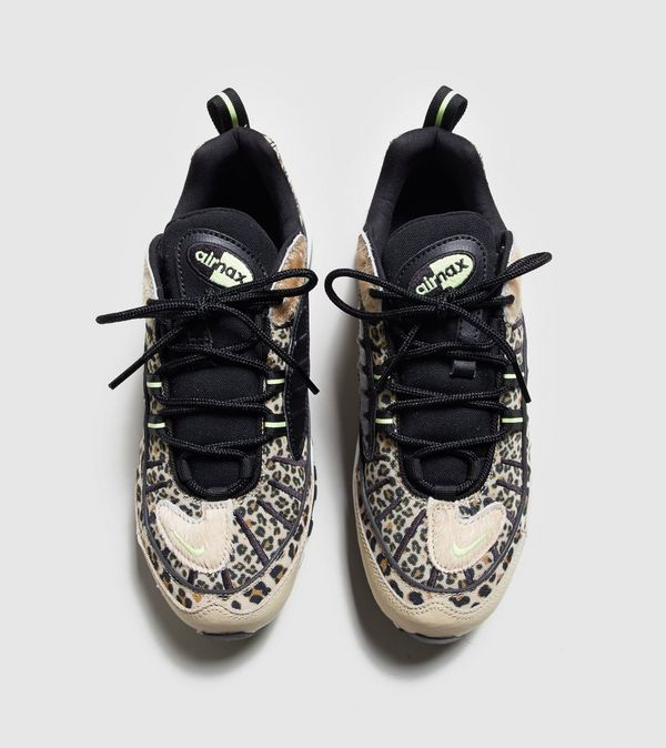 best service 515fe 4f130 Nike Air Max 98  Leopard  Women s