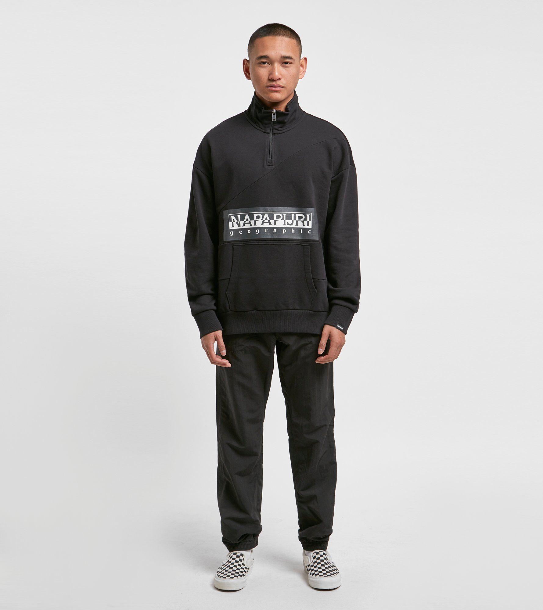 Napapijri Bek Half Zip Sweatshirt
