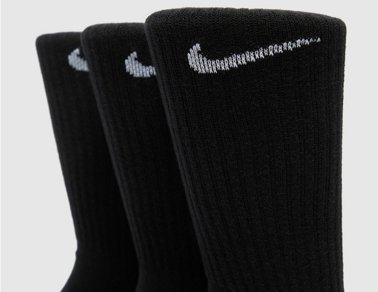 Nike 6-Pack Everyday Cushioned Training Crew Socks