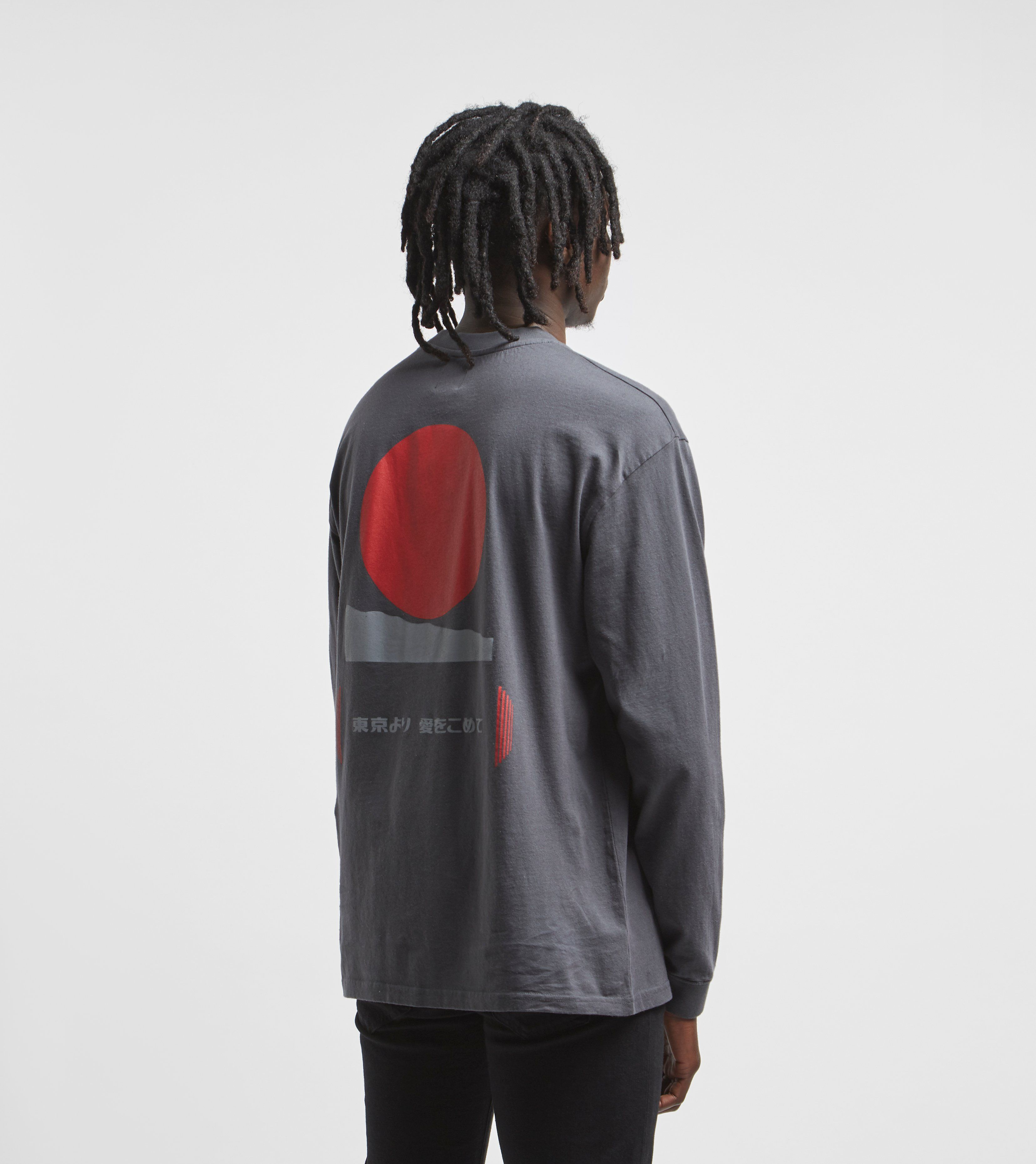 Edwin Long Sleeve Aurora T-Shirt