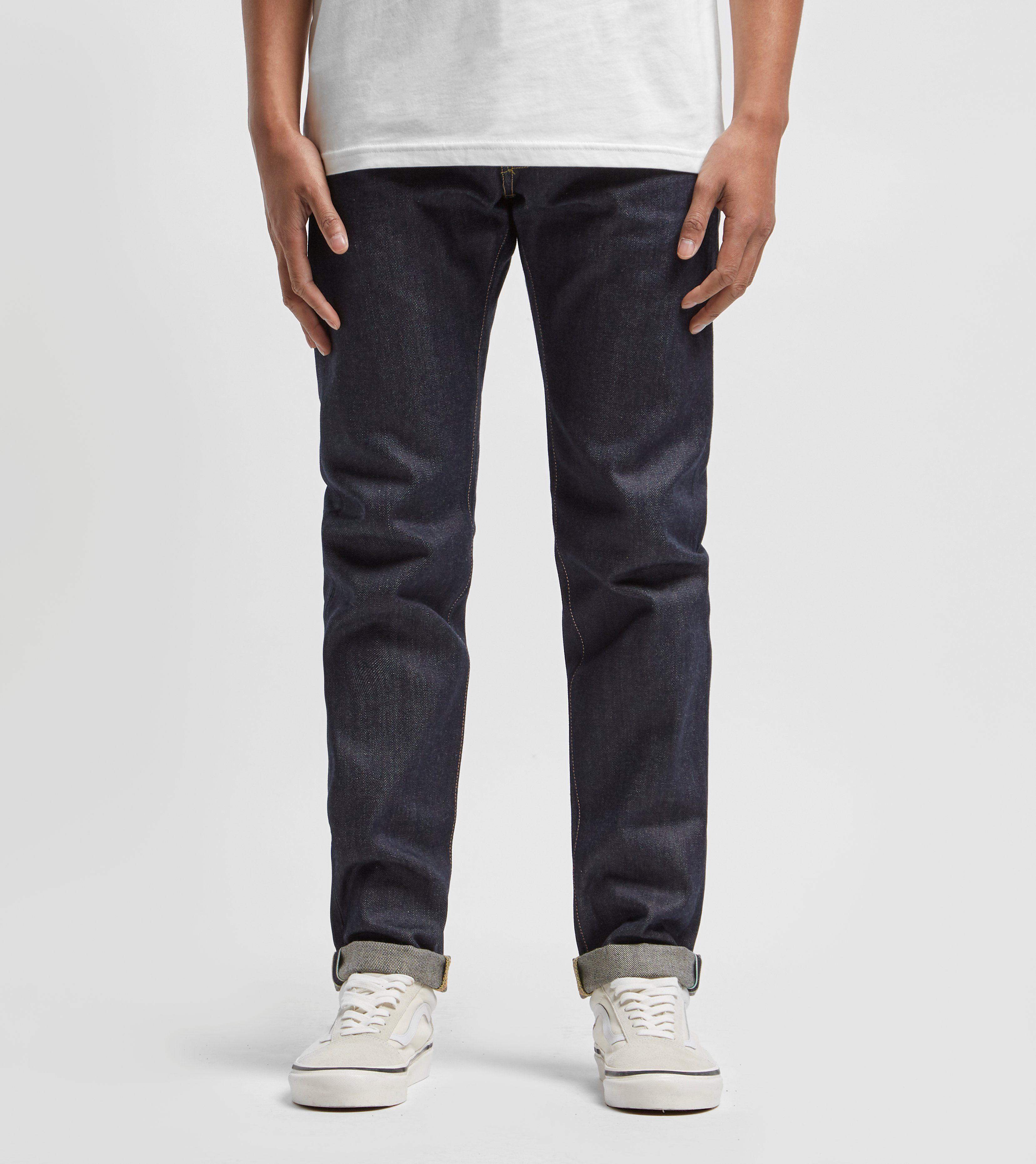 Edwin ED-55 Rainbow Selvage Denim Jeans