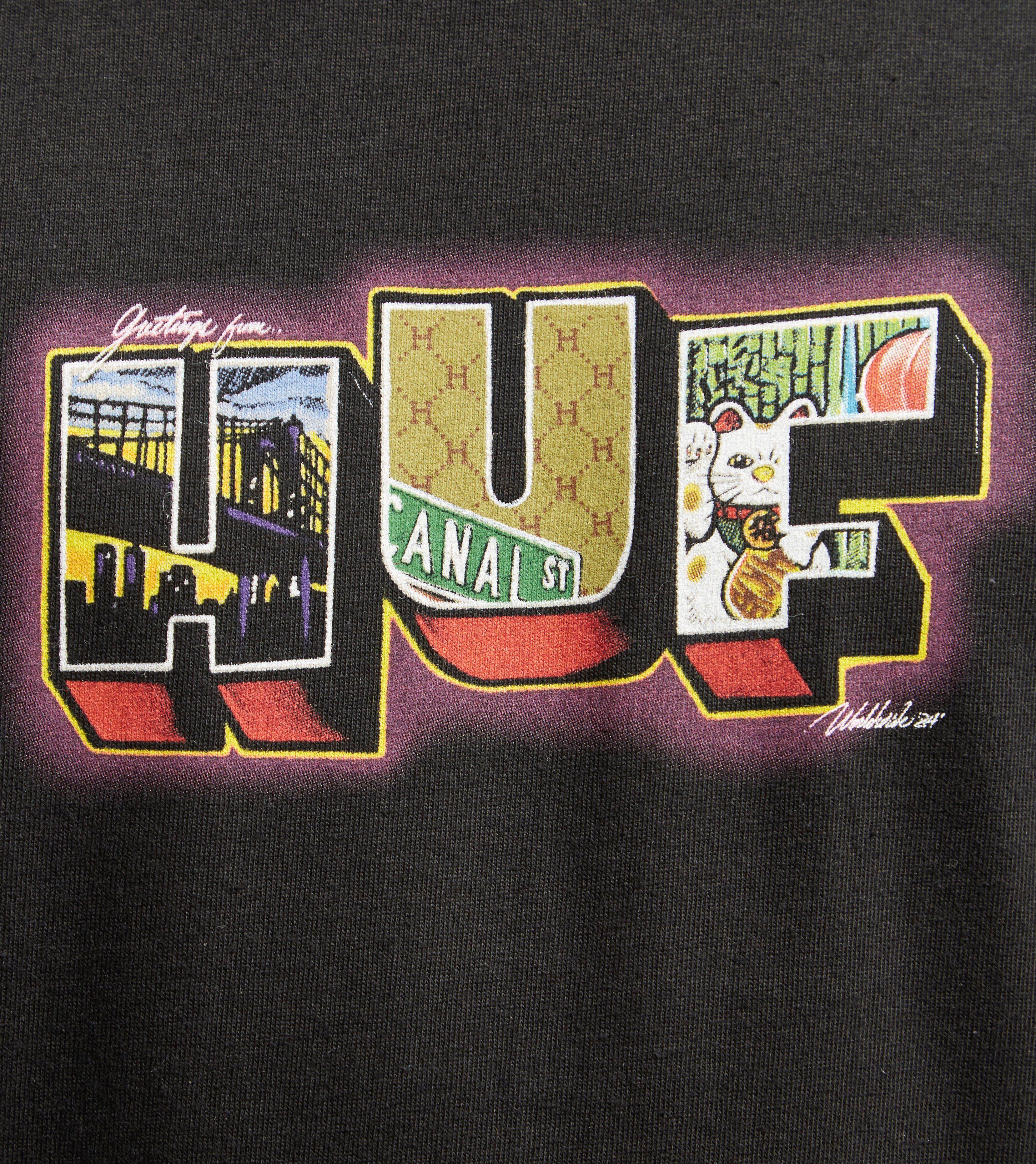 HUF Town T-Shirt