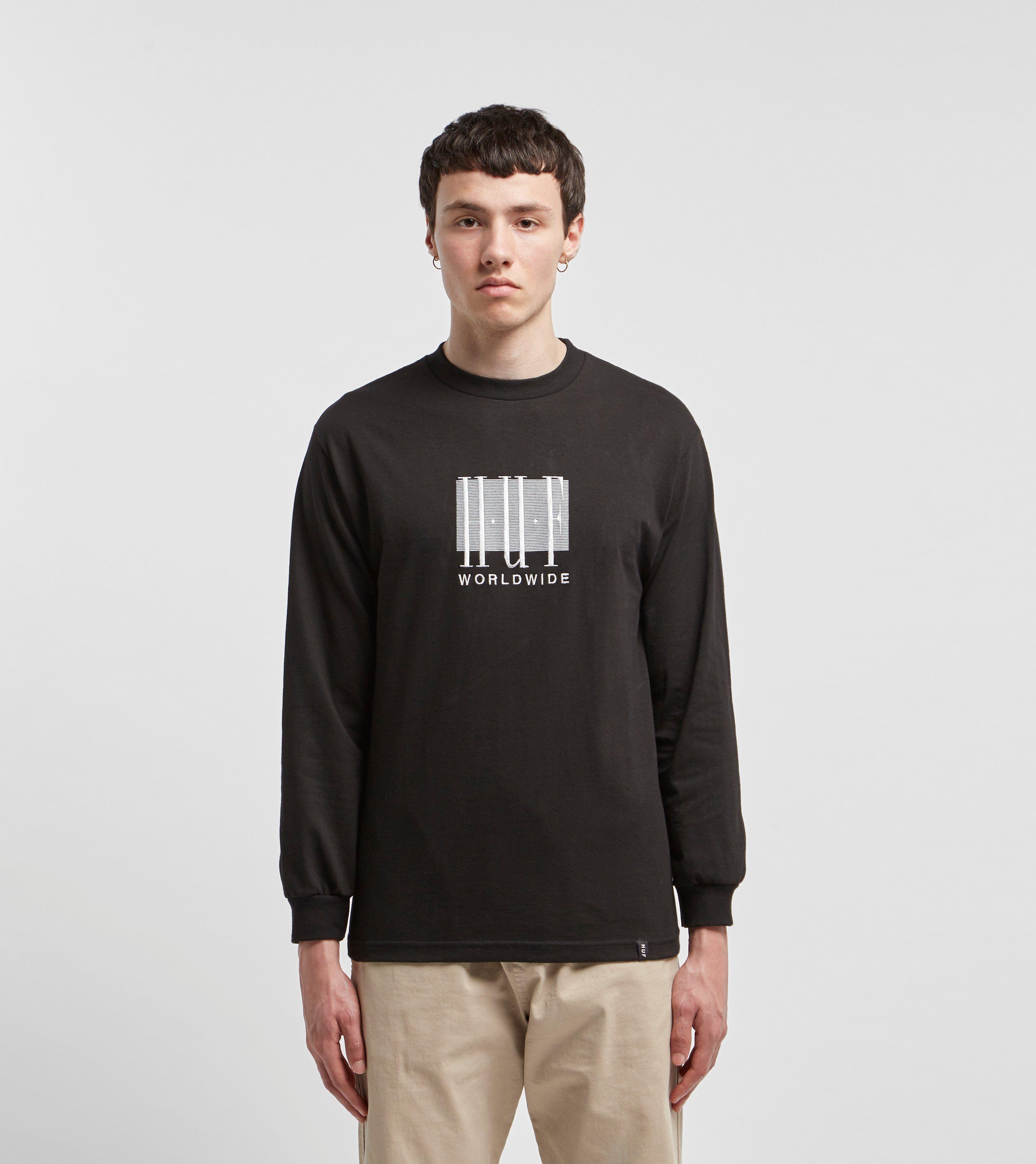 HUF Linear Long Sleeve T-Shirt