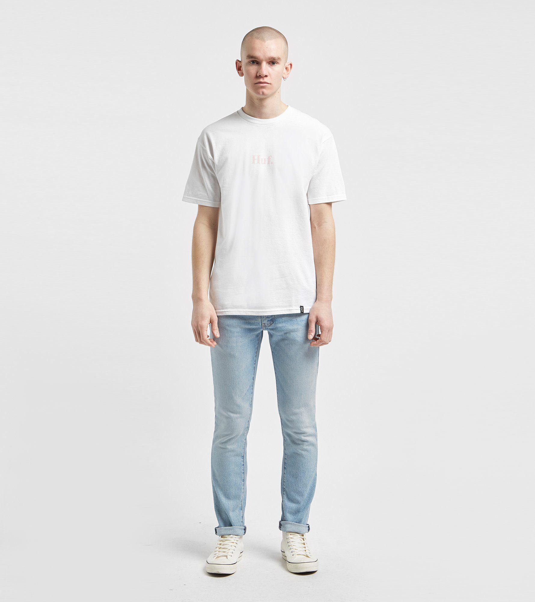 HUF Road 2 Ruin T-Shirt