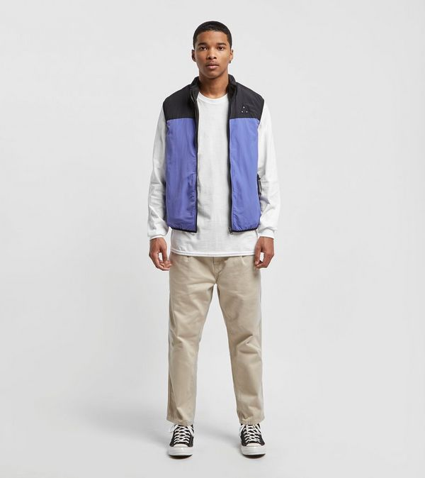 0f175dce1f54c HUF Borough Reversible Vest   Size?