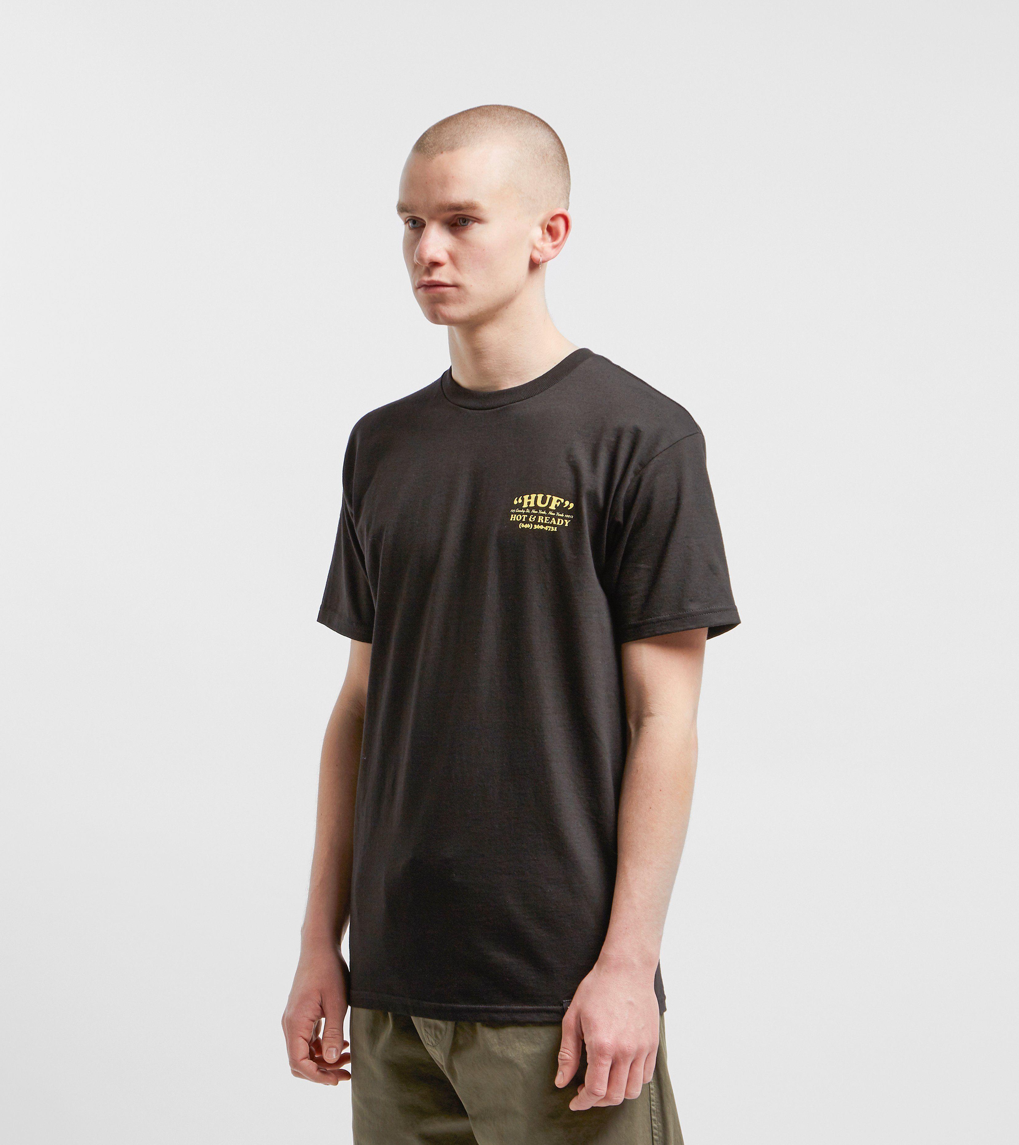 HUF Hot n Ready T-Shirt