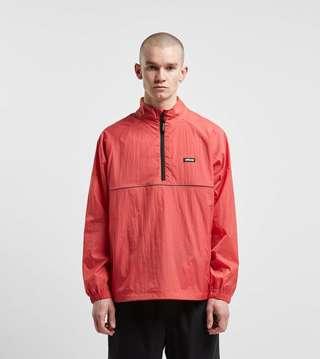 Stussy Sport Quarter-Zip Pullover Jacket