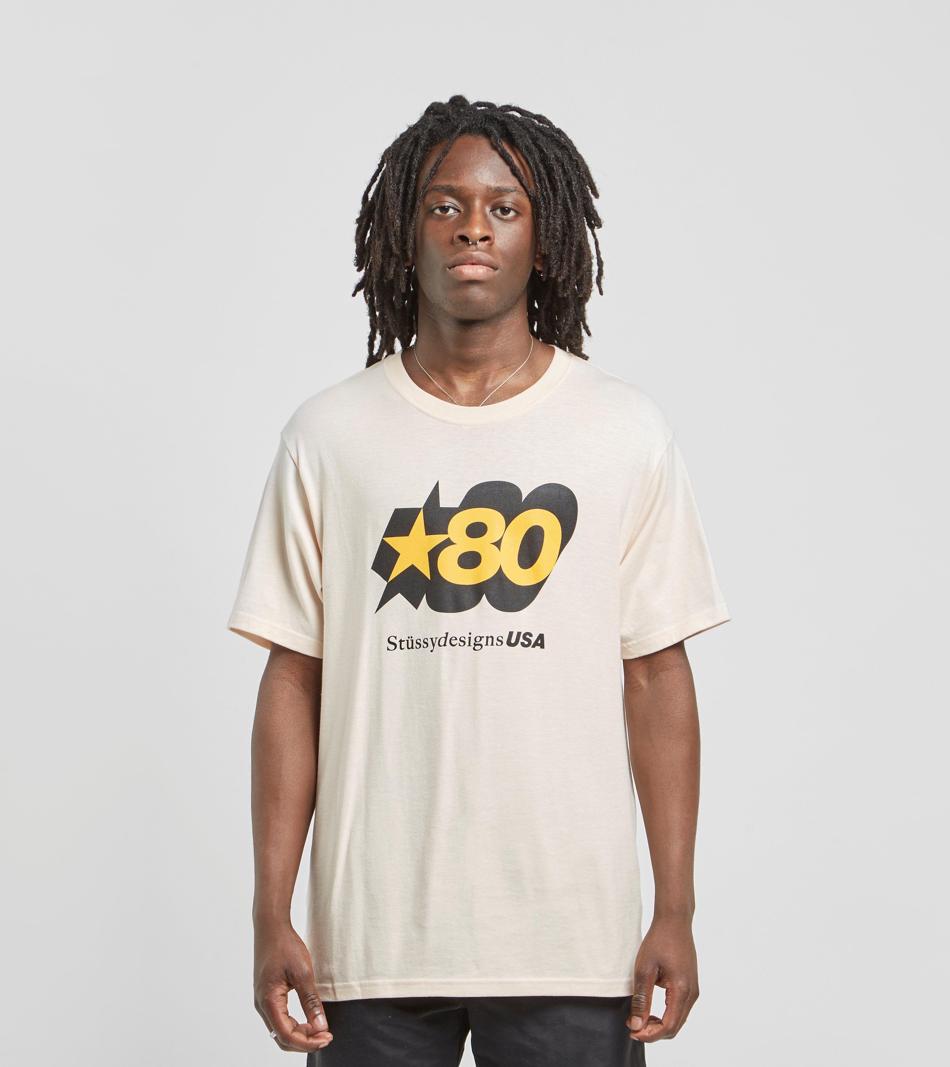 Stussy 80 Star T-Shirt