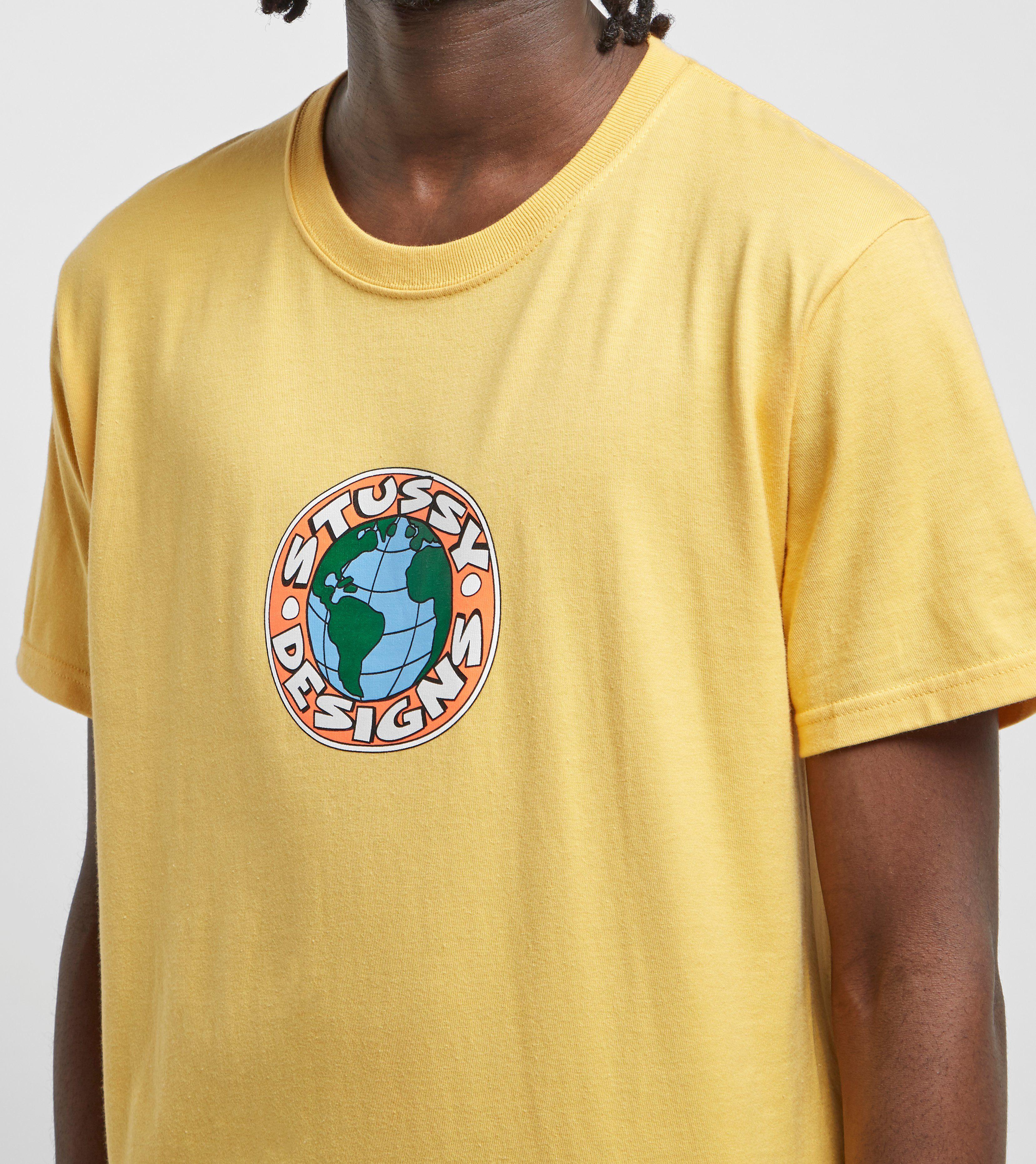 Stussy Globe T Shirt