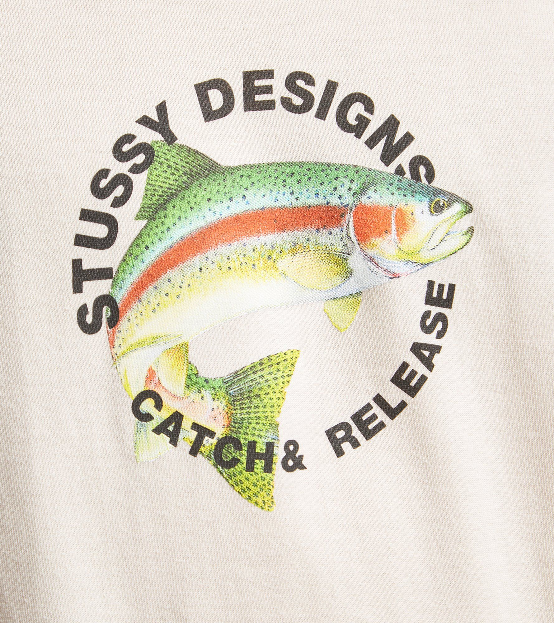 Stussy Catch & Release T-Shirt