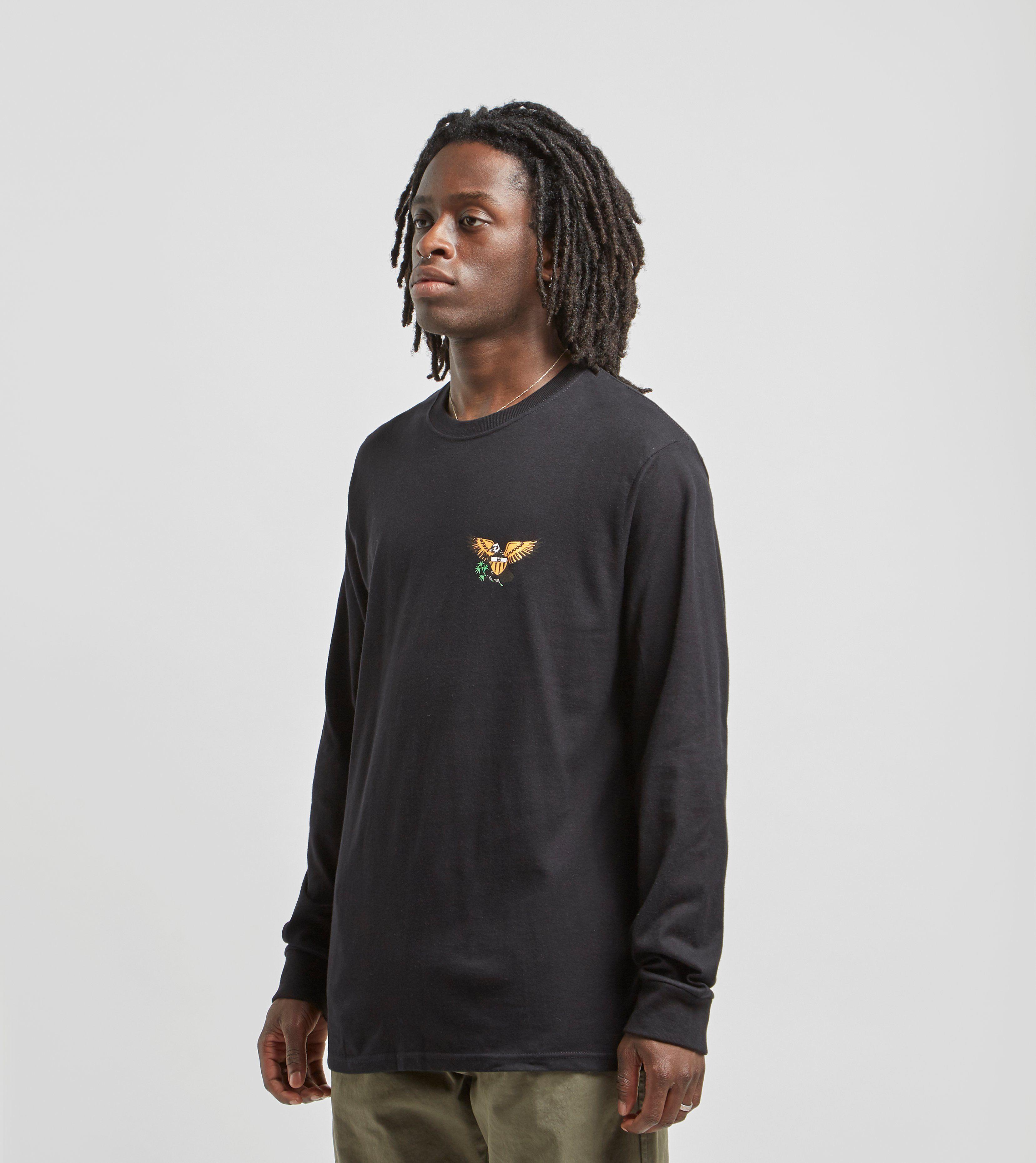 Stussy Eagle Long Sleeved T-Shirt
