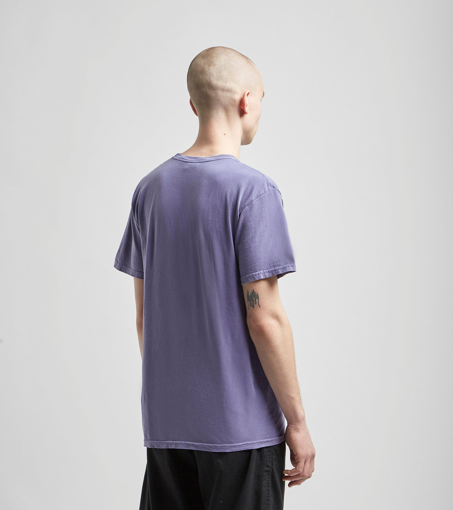Stussy 3 Star Pigment Dyed T-Shirt