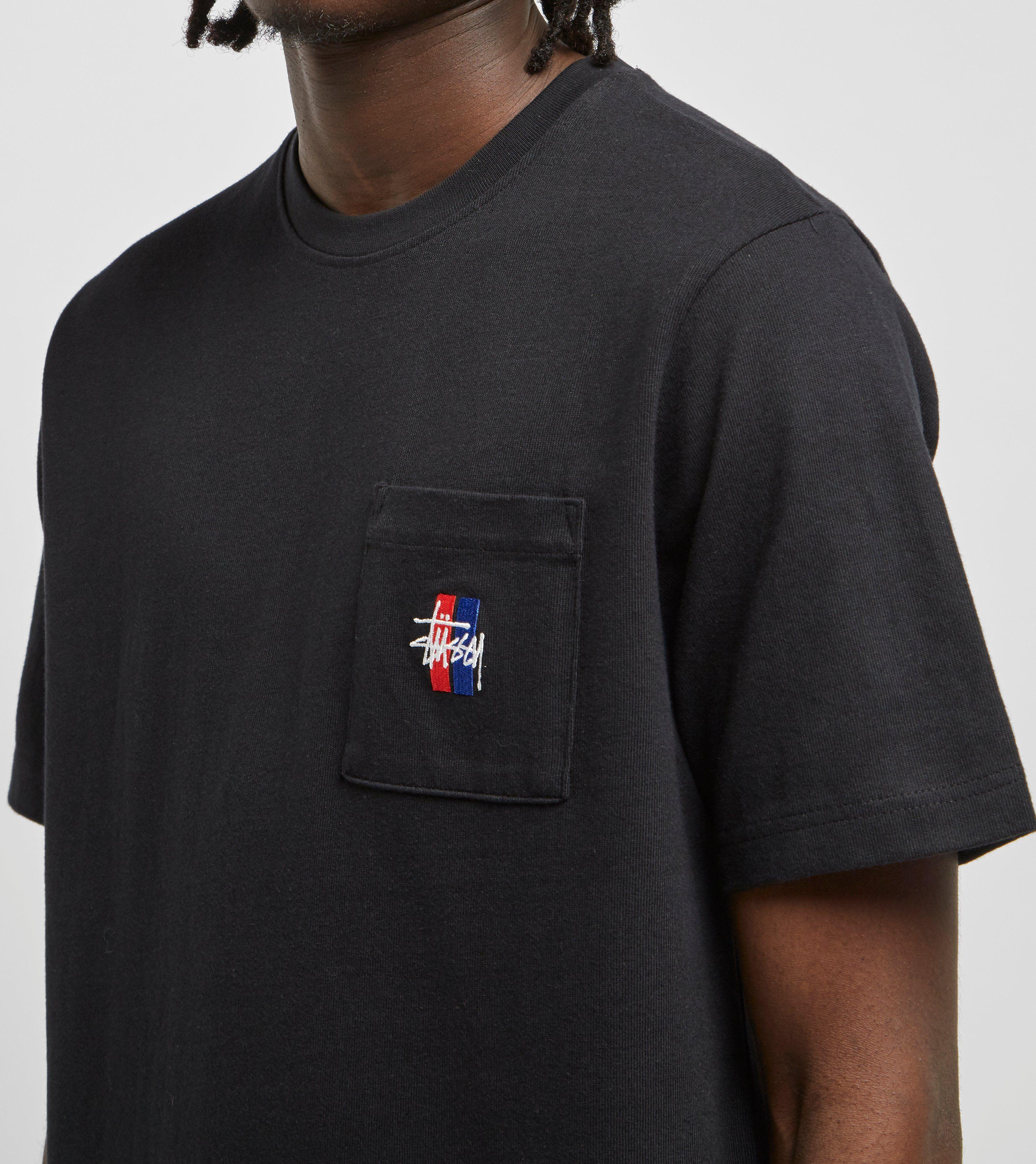 Stussy 2 Bar Stock T-Shirt