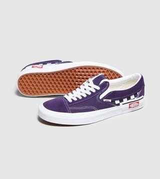 Vans Checkerboard Slip-On Cap