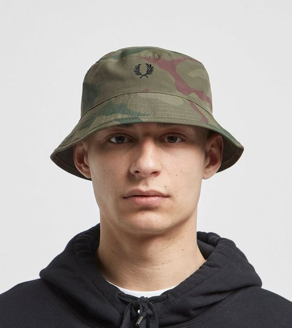 6bfbe1a1 Fred Perry Bush Bucket Hat | Size?