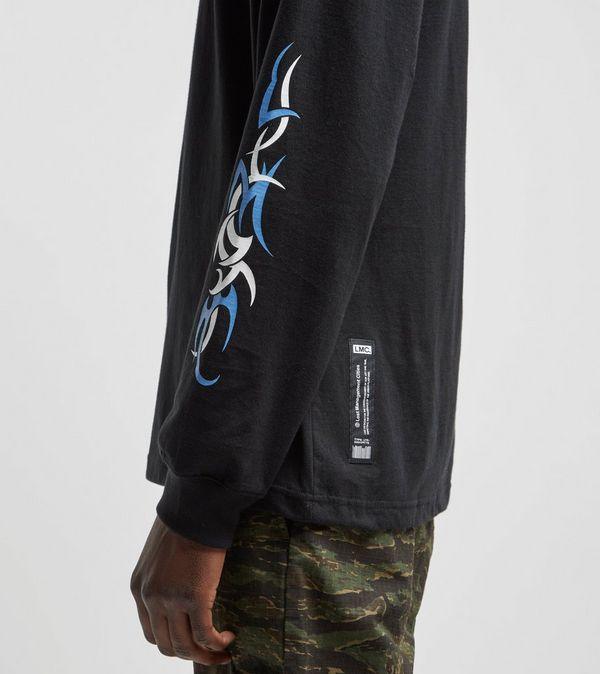Lost Management Cities Tribal Logo Long Sleeve T-Shirt