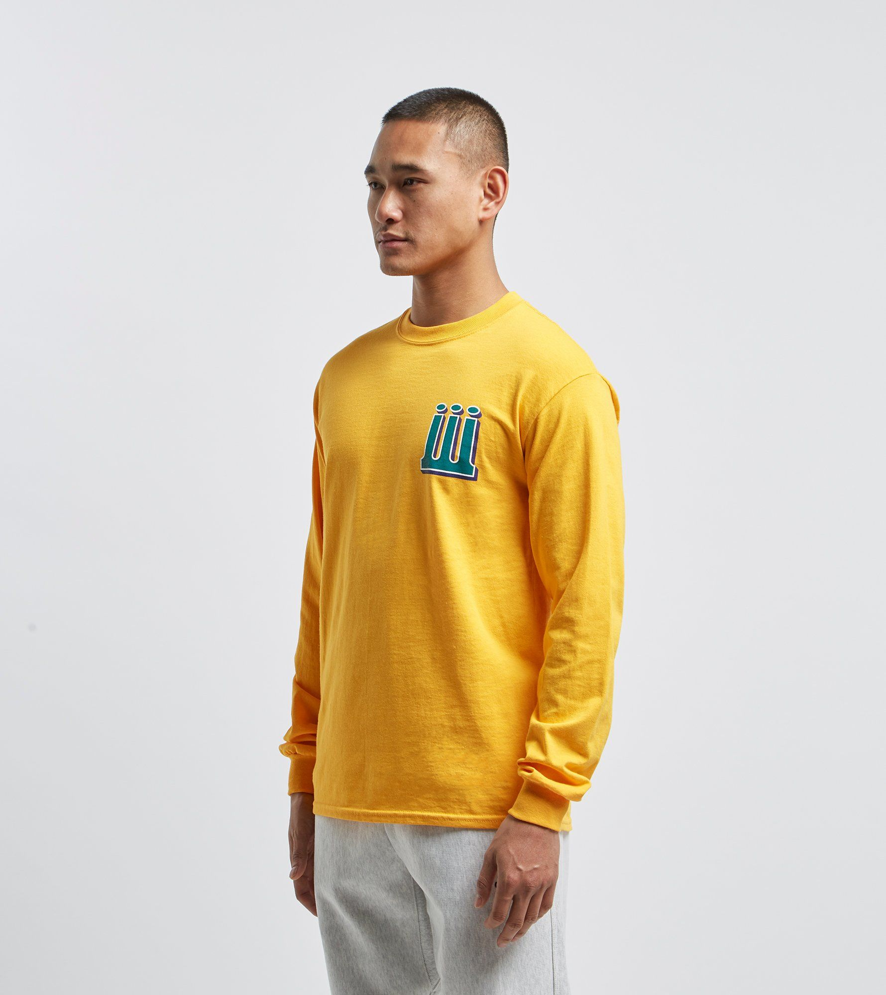 PIILGRIM Structure Long Sleeve T-Shirt