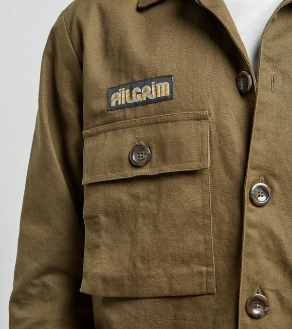 PIILGRIM Reverb Military Jacket