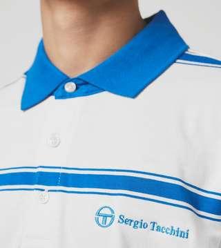 Sergio Tacchini Enroe Long Sleeve Polo