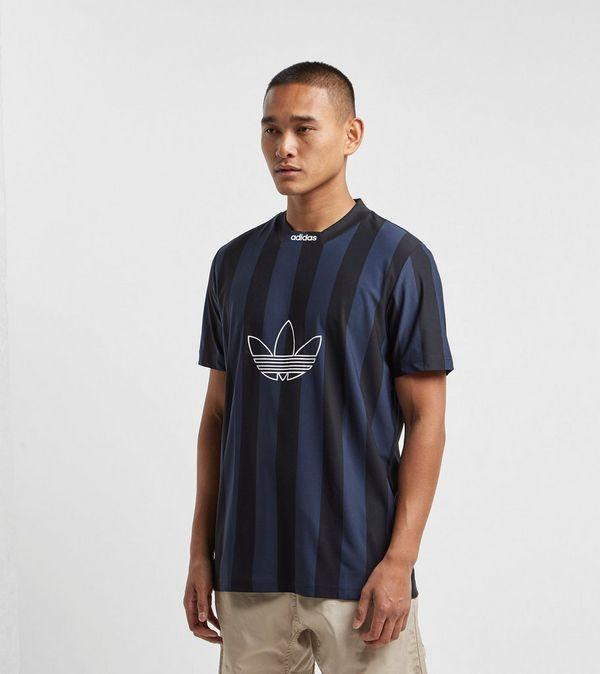 adidas Originals Stripes Jersey T-Shirt