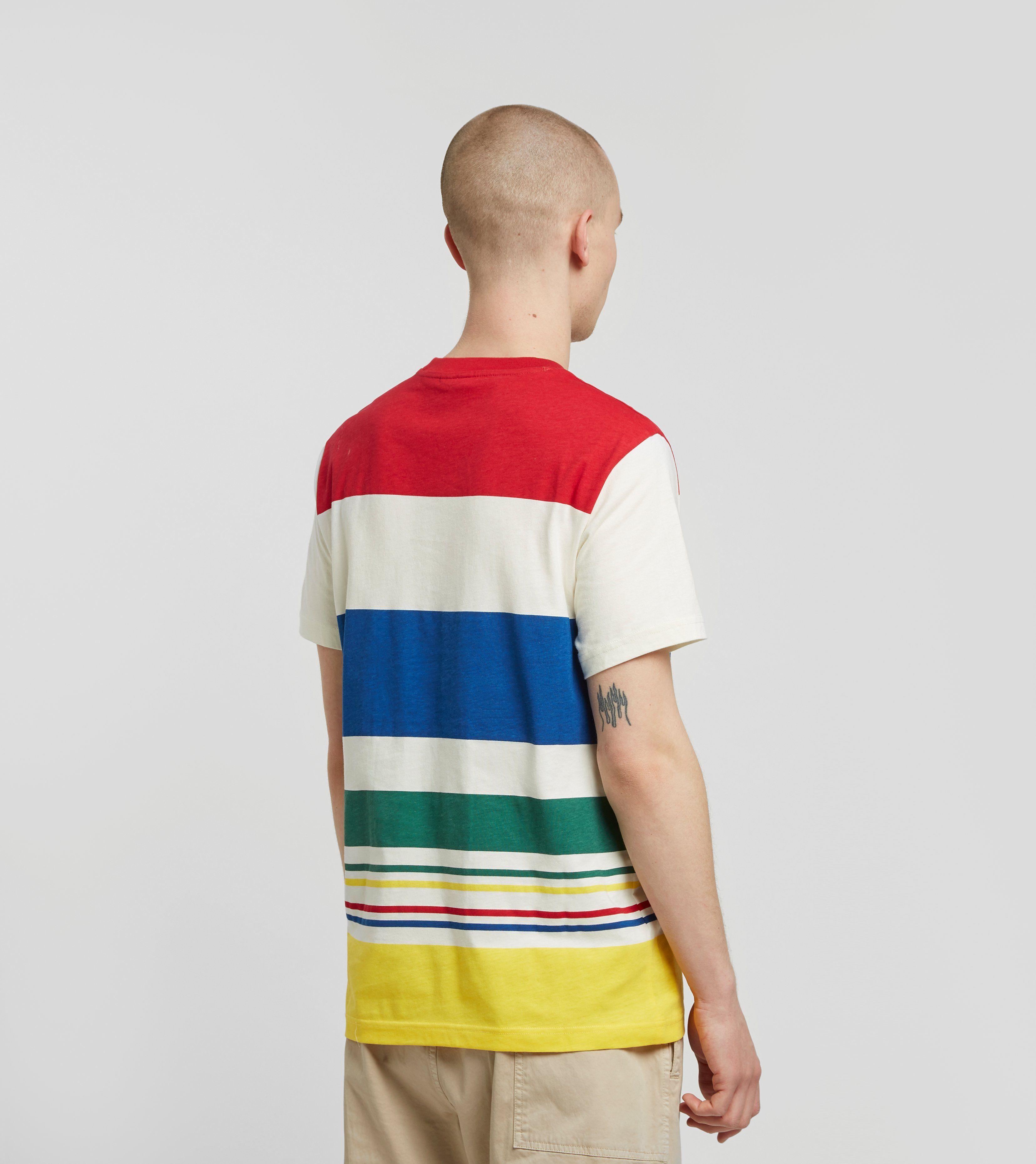 Champion Engineered Stripe T-Shirt