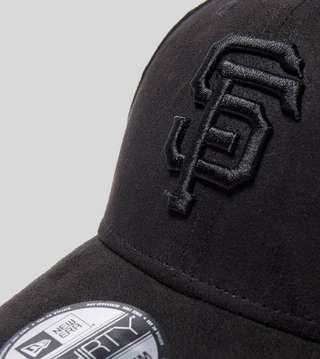 New Era San Francisco Giants Stretch 39THIRTY Suede Cap