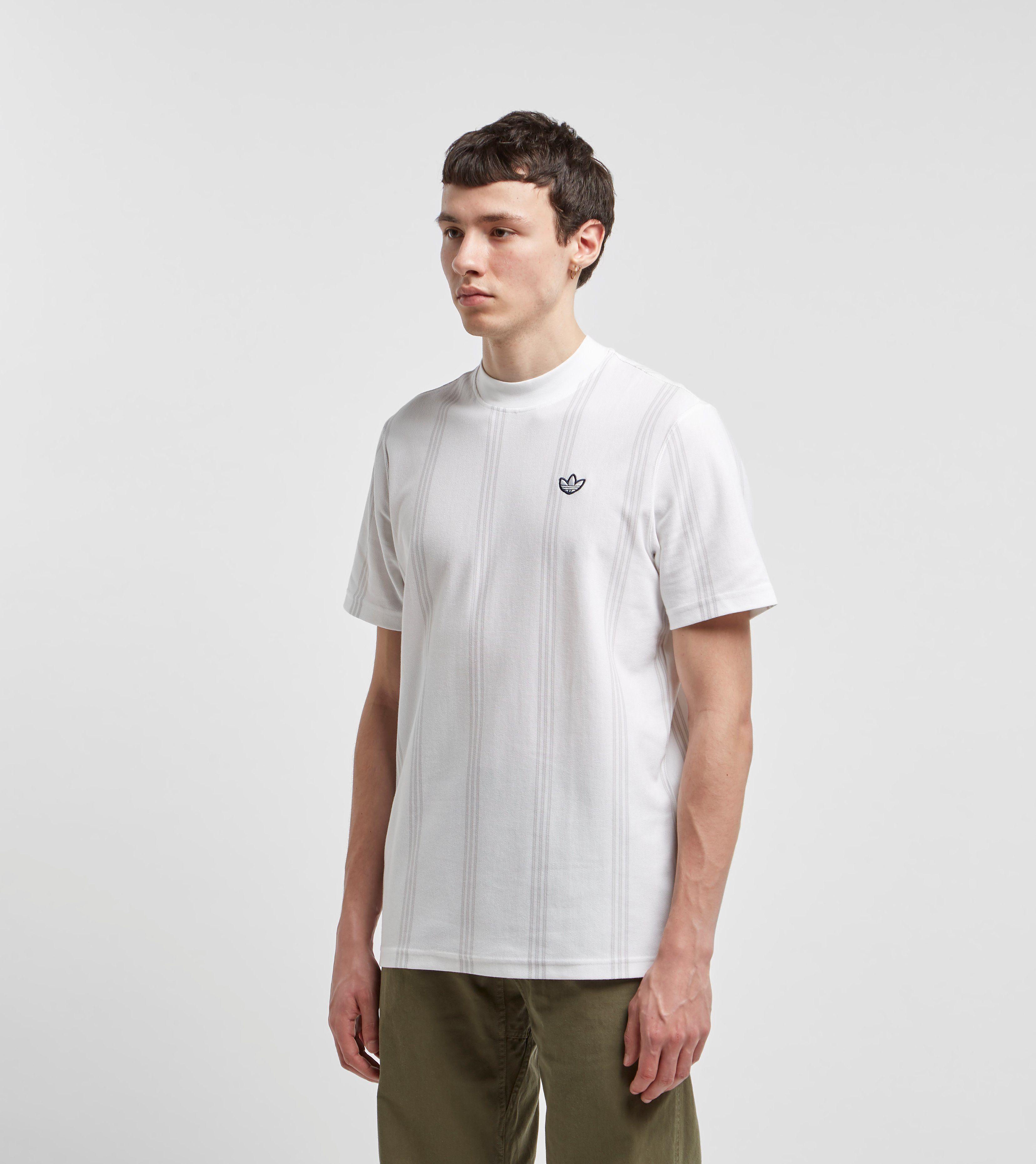 adidas Stand Collar T-Shirt
