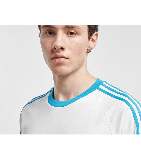 adidas Originals 3 Stripes California Short Sleeve T Shirt