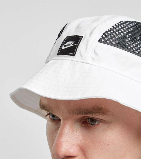 Nike Swoosh Mesh Bucket Hat