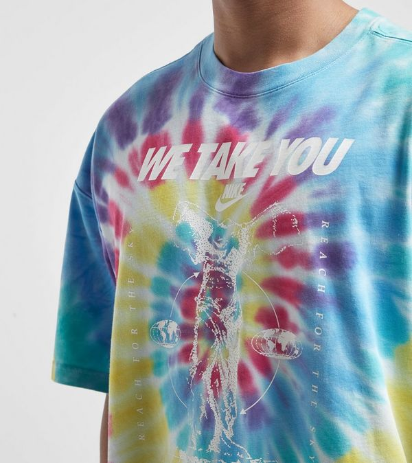 Nike Tie Dye Higher T-Shirt