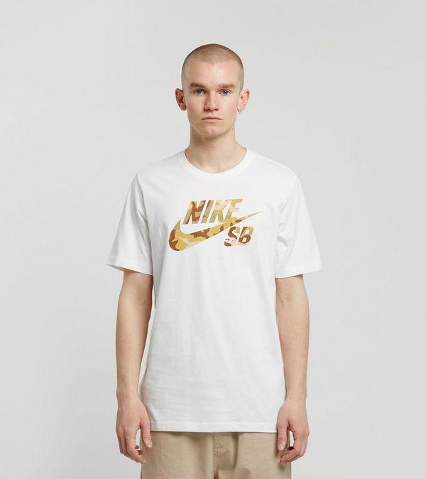 Nike SB Camo Logo T-Shirt