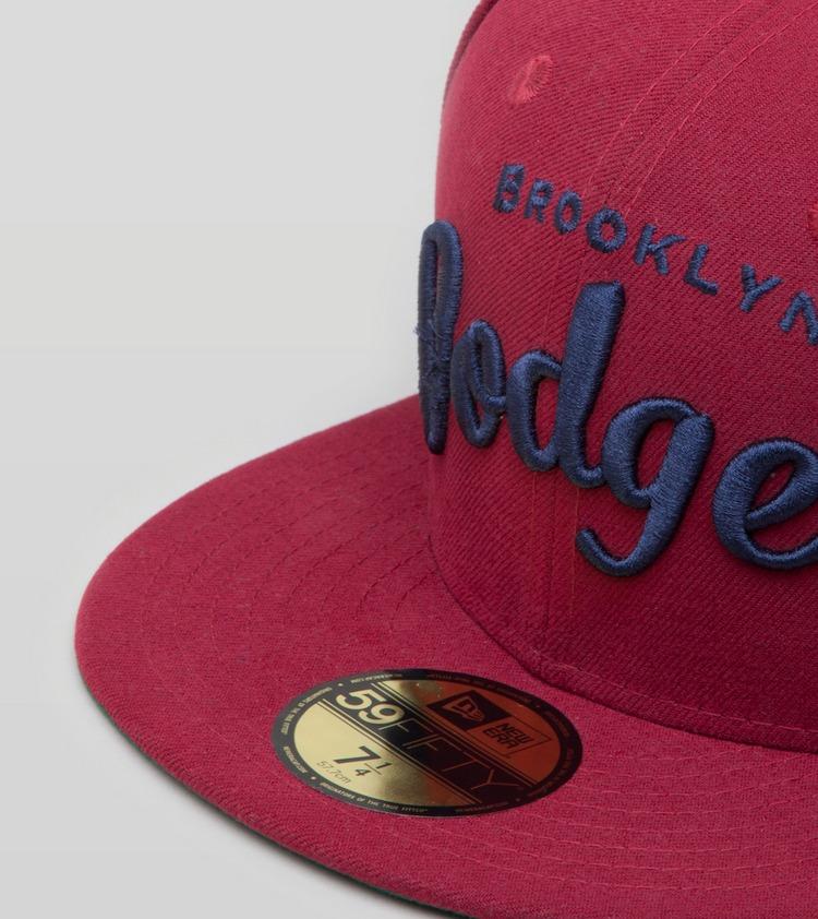 New Era Brooklyn Dodgers City Arch Cap