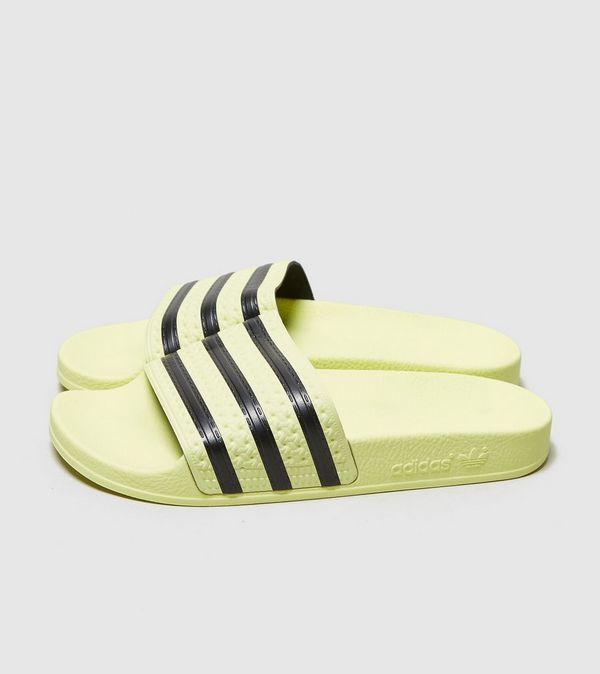 daa3ceff374 adidas Originals Adilette Slides Women s