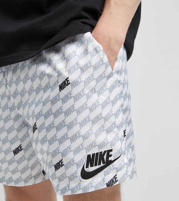 c9f1cca03f2 Nike Hybrid All Over Print Swim Shorts | Size?