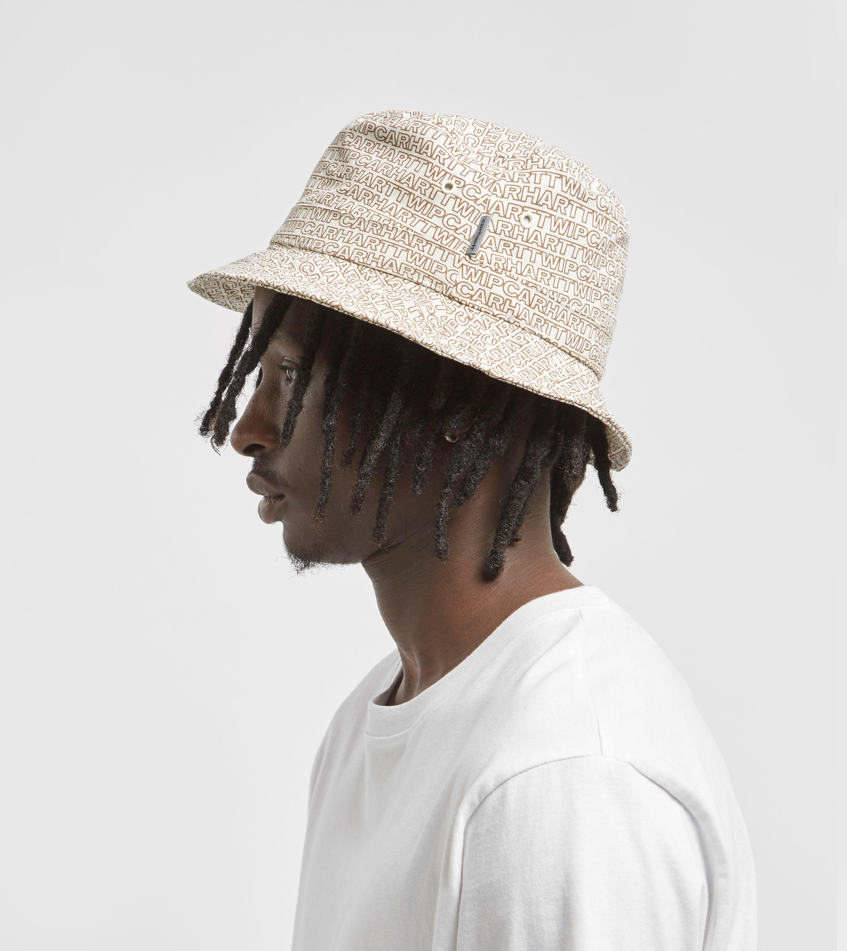 Carhartt WIP Typo Bucket Hat