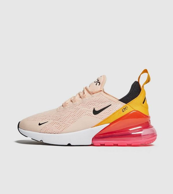 nike air max 270 dames roze